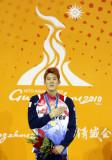 男子100米自由泳朴泰桓夺冠