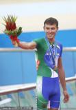 自行车男子记分赛