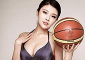 篮球宝贝徐冬冬最新写真