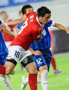 足协杯-巴里奥斯首球李健华绝杀恒大2-1逆转建业