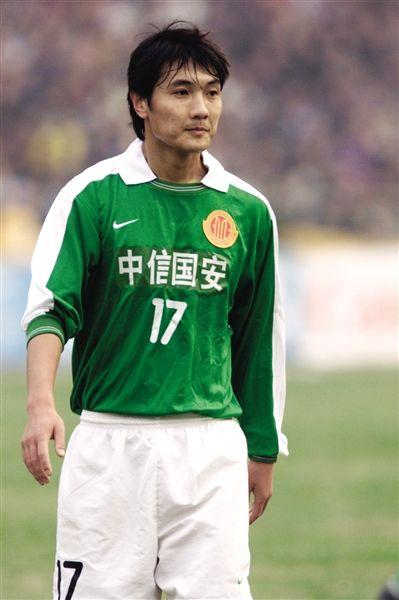 徐阳在国安踢了4年,最后一个赛季表现不错。