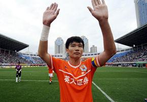 山东鲁能官方宣布队长退役将专职担任球队副领队