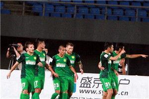 足协杯-巴塔拉头球致胜国安1-0淘汰中泽将战人和