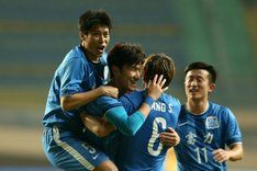 亚冠资格赛-姜至鹏世界波富力3-0将战澳洲队