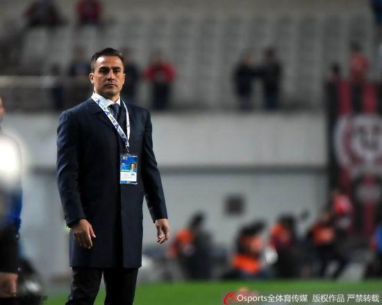 卡纳瓦罗在教练排名上超越里皮