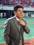 图文-[中超]北京1-0深圳一球优势让老李很紧张