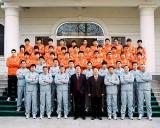 图文-2009赛季中超联赛山东鲁能队09赛季全家福