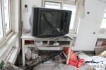 图文-冲突翌日建业俱乐部之貌 电视机惨遭蹂躏