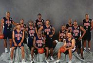 NBA老照片-悉尼奥运梦之队吹集结号那时他们正年轻