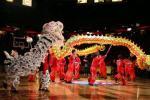图文-[NBA常规赛]火箭VS网队龙狮争霸赛场增辉