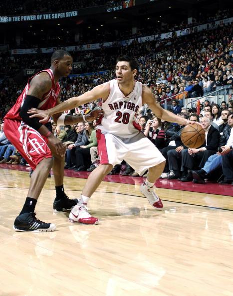 图文-[NBA]火箭80-93猛龙德尔菲诺单打麦迪