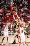 图文-[NBA]超音速89-96火箭姚明防守后方封盖