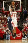 图文-[NBA]爵士69-95火箭麦蒂外线飙射
