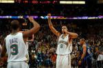图文-[NBA]小牛94-99黄蜂保罗钱德勒喜迎晋级