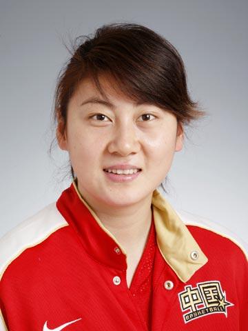 图文-[个人档案]中国女篮奥运代表团 卞兰