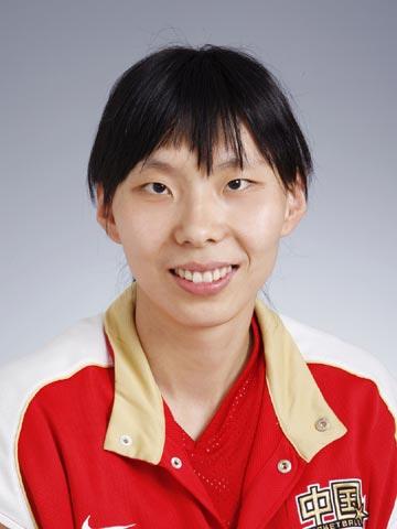 图文-[个人档案]中国女篮奥运代表团 陈楠