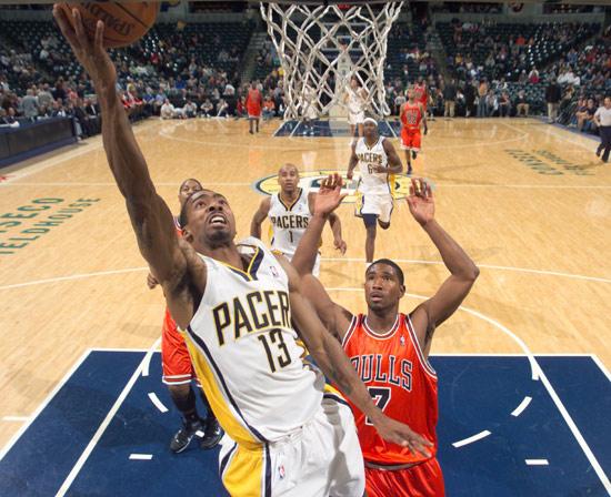 新秀塔基-吉布森贡献19分9个篮板,德里克-罗斯17分,约翰-萨尔蒙斯和罗