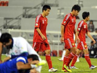 世预赛-尤尼斯绝杀国足0-1伊拉克出线已基本无望