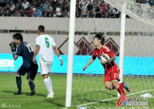 崩盘国足绝地点球1-3伊拉克靠泰国救命进亚洲杯