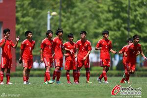 潍坊杯-U17国青两度落后2-2扳平点球战3-1列第7