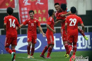 四国赛-黄嘉俊打入制胜球国青1-0小胜马来西亚