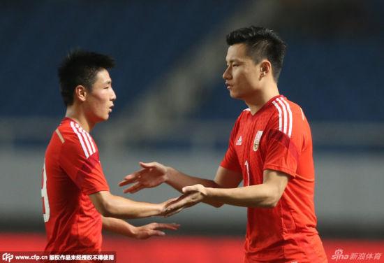 谁能为国足进球?