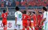 图文-[世预赛]国足1-2伊拉克提前出局高兴过早