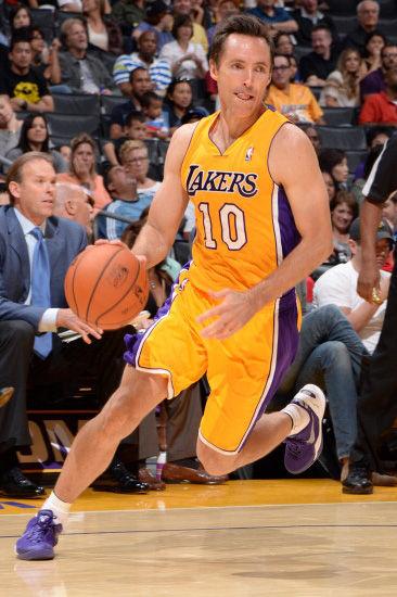 纳什是当今NBA年龄最大的球员