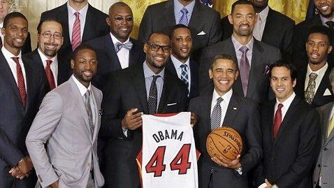 奥巴马将于美国东部时间1月14日下午(北京时间15日凌晨)接见上赛季nba