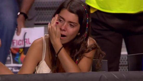 西班牙球迷哭了