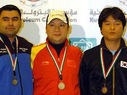 决赛10枪均超10环亚锦赛贾占波夺冠获宝贵08席位