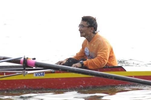 从鸟巢到国家赛艇队奥运梦想在郝彤途身上实现