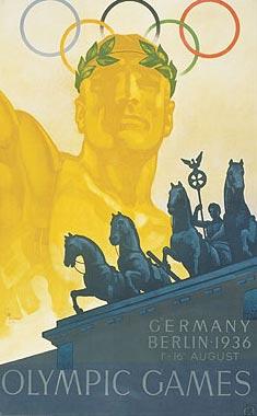 夏奥会回顾之1936年柏林:火炬接力首次出现