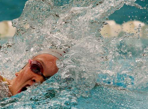 资料图片-澳大利亚综合运动员帕尔默_游泳拳击张体育图片