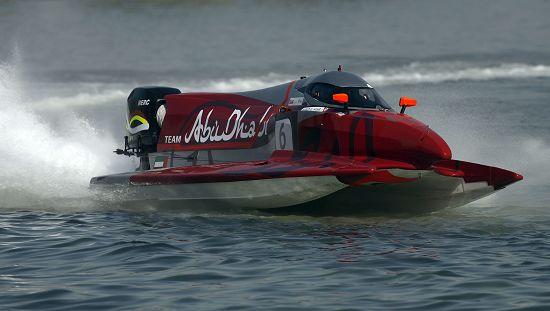 2008F1摩托艇总决赛落幕中国天荣队再获积分