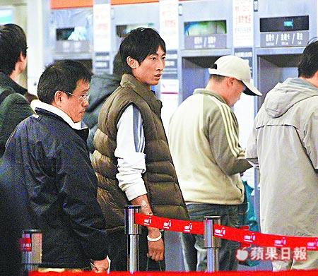 揭秘台湾奥运金童玉女分手朱木炎被曝小气花心(图)