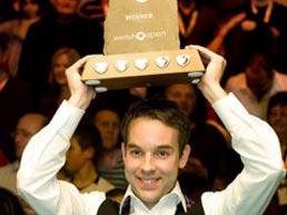 威尔士赛卡特连扳七局逆转海盗夺个人排名赛首冠