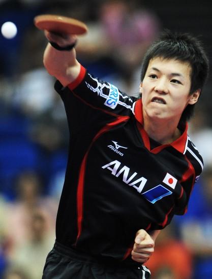 破日本乒球30年僵冰之人浮现搏命的他不是瓷娃娃