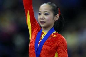 体操世锦赛邓琳琳夺平衡木冠军杨伊琳失误获第八