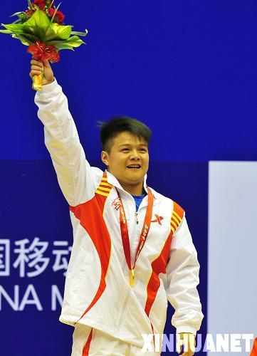 龙清泉:我的梦想是超越穆特鲁打破所有世界纪录