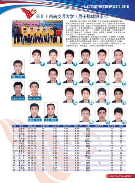 新教学斜面男子诸强巡礼四川男排门球俱乐部_联赛排球视频赛季图片