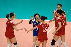 总统杯-中国女排3-0轻取乌克兰实力占优赢开门红