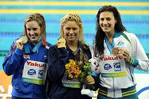 女子400混叶诗文第五瑞典34岁老将50米自由泳折桂