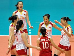 女排大奖赛中国3-1哈萨克斯坦尴尬收获两连胜