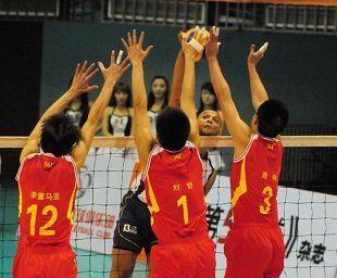 北京男排3-0河北收获3连胜外援强势砍18分国手12分
