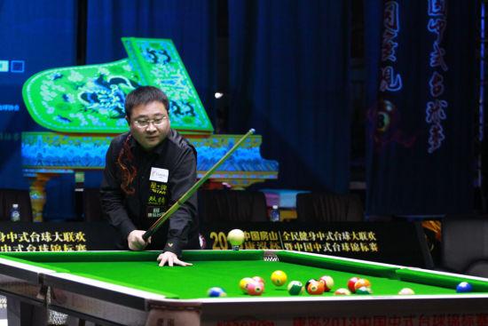 李赫文单打精彩逆转未能带来冠军