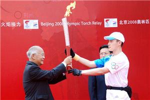 中国奥委会名誉主席何振梁在北京去世
