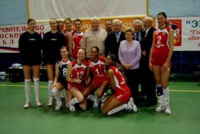 总统杯女排赛赛程确定 中国与俄罗斯以色列同组