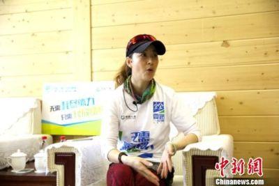 奥运冠军王丽萍:世锦赛中国竞走能摘金 想组跑团