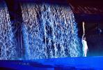 图文-2000年悉尼奥运会点火仪式 弗里曼